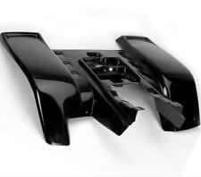 NEW YAMAHA BANSHEE YFZ 350 BLACK PLASTIC STANDARD REAR FENDER PLASTICS
