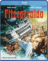 Fitzcarraldo (2015, Blu-ray New)