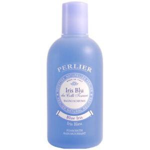PERLIER - Foam Bath Iris Blue Classic 1000ML - 8009740801931 - 80097