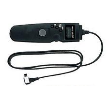 Ora nuovo controller remoto per Canon 1DS MarkIII/5 DIII 5DII II 7D 50D 40D 30D
