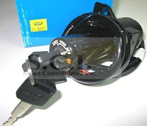 HONDA VF500F INTERCEPTOR CBR600F CBR100F VF700 VF750 VF1000 IGNITION SWITCH