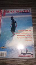 MAL MAGIC ISSUE 5 VERY RARE AUSTRALIAN SURFING LONGBOARD LOG MALIBU MAGAZINE
