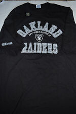Oakland Raiders SI.com Sports Illustrated Black Tshirt XL X-Large