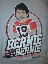 BERNIE KOSAR CLEVELAND GLADIATORS T SHIRT Arena Football Caricature Browns