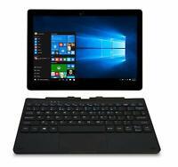 "IOTA 2110 2in1 tablet Laptop 10.1"" 1.8GHz 2GB 32GB Atom Windows 10"
