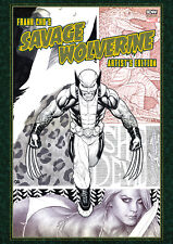 Frank Cho's The Savage Wolverine Artist's Edition HC Hardcover IDW NIB