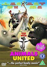 Animals United 2011 Reinhard Klooss, Holger Tappe NEW AND SEALED UK R2 DVD
