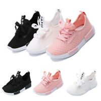 Kids Boy Girls Trainer Sneakers Sports Running Shoes Baby Toddler Casual Shoeses