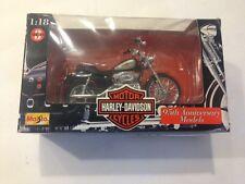 Maisto 1:18 Harley davidson Motor die cast 95th Anniversary XL Sportster 1200
