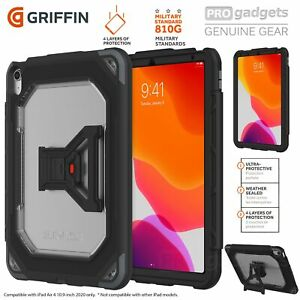 Genuine GRIFFIN Survivor All-Terrain Rugged Cover for Apple iPad Air 4 2020 Case