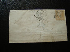 France - Letter 1867 (cy65) French