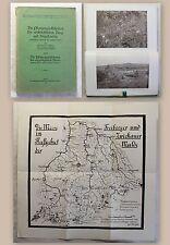 Kästner uW Pflanzengesellschaften des westsächsischen Berg- und Hügellandes 1933