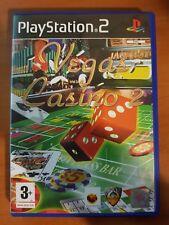 VEGAS CASINO 2 - PLAYSTATION 2 PS2 USATO