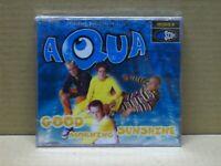 AQUA - GOOD MORNING SUNSHINE - CD SINGOL - SEALED!