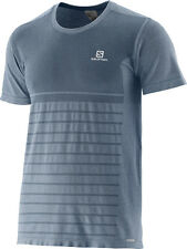 Salomon running t-shirt elevate seamless mens advanced skin maglia corsa uomo S
