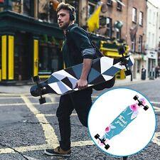 42in Maple Longboard Road Skateboard Drop Through Complete Skateboard For Teens