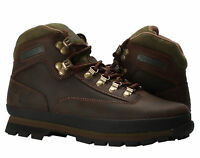 Timberland Euro Hiker Oiled Leather Brown Men's Hiking Boots 95100