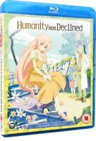 Nuovo Umanità Ha Declined Stagione 1 Blu-Ray