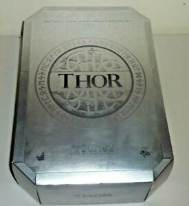 Hot Toys Thor The Dark World MMS 224 Movie Masterpiece 1/6 Figure new