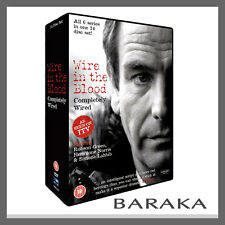 Wire in the Blood Completely Wired Season 1, 2, 3, 4, 5, 6 DVD Box Set CLEARANCE