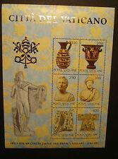 "Vatikan 1983: Block 5 ""Ausstellung Vatikanische Kunstwerke"" postfrisch MNH"