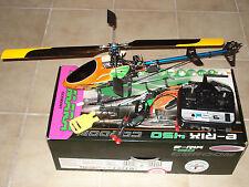 Modell Hubschrauber E-Rix 450 Carbon