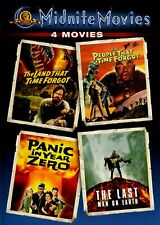 NEWDVD- LAND that TIME FORGOT + PEOPLE that TIME FORGOT +  YEAR ZER0 + LAST MAN