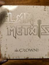 New! Crown Pro Glam Metals Eyeshadow Palette - Full Size 0.48 oz