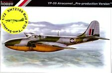 """Special Hobby 1:72 P-59 Airacomet """"Pre Production Version"""" Aircraft Model Kit"""