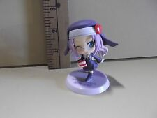 """#A165 Unknown Anime 2.5""""in Cutie Light Purple Hair Awesome Hat"""
