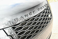 Genuine Land Rover Range Rover L405 2018+ Gloss Black Front Grille