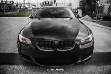 Nieren schwarz glänzend BMW 3er E93 Cabrio VFL Salberk 9201 Frontgrill Set M3