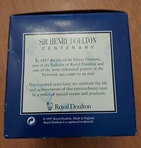 Sir Henry Doulton Centenary Mug, Royal Doulton, in very good condition.
