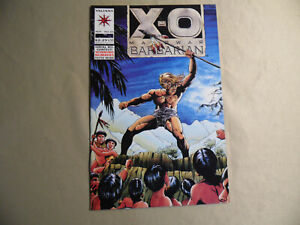 X-O Manowar #22 (Valiant 1993) Free Domestic Shipping