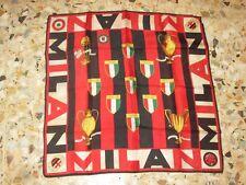 DRAPEAU FLAG BANDIERA MILAN AC OLD VINTAGE 1972 ITALIA ITALY PALMARES maglia