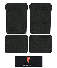 1992-1999 Pontiac Bonneville Floor Mats - 4pc - Cutpile