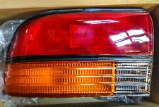 TAIL LIGHT LAMP MITSUBISHI MAGNA TS SEDAN 3/91-3/96 BLACK TRIM
