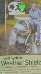 *NEW* Jeep Travel System Weather Shield, Stroller Protector /l K-8