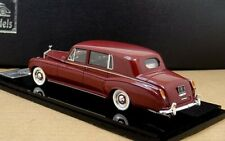 Rolls-Royce Phantom V Limousine by Park Ward Chassis:5LCG23 (Red)1962