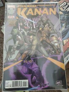 Star Wars Kanan 6 1st Ezra Bridges Sabine Wren NM/NM+ Marvel
