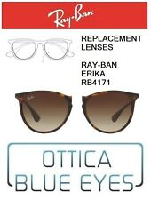Lenti di Ricambio RAYBAN ERIKA RB4171 filtri Replacement Lenses Ray Ban BROWN 13