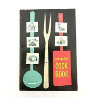 1953 Metropolitan Life Insurance Cookbook Recipe Booklet