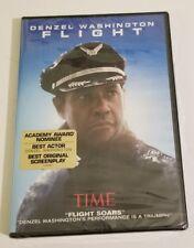 Flight (DVD, 2013)NEW SEALED DENZEL WASHINGTON
