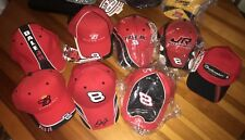 MINT vtg Lot 8 EARNHARDT Jr  NASCAR Racing PIT HAT CAP Winners Chase AP Action