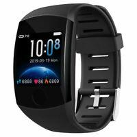 Smart Watch Men Women Bracelet Big Screen Heart Rate Activity Tracker Wristband