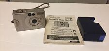 Nice Vintage Canon Power Shot S10 2.0 MP Digital Camera - Silver