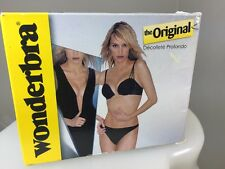 Wonderbra Nude Tanga Perizoma 7572 Ladies Underwear Tg UK M/L NUOVO