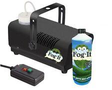 FOG-IT DEODORISING 1 REFILL SANITISING SMOKE MACHINE VALETING PRODUCTS V26