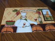Home Collection-Italian Chef - Placemat-NEW