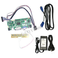 HDMI+DVI+VGA+AUDIO LCD Controller Kit for 40 pin 1024X576 B101AW01 N101L6-L02
